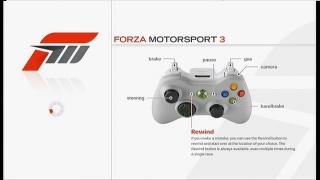 Forza Motorsport 3 loading screen