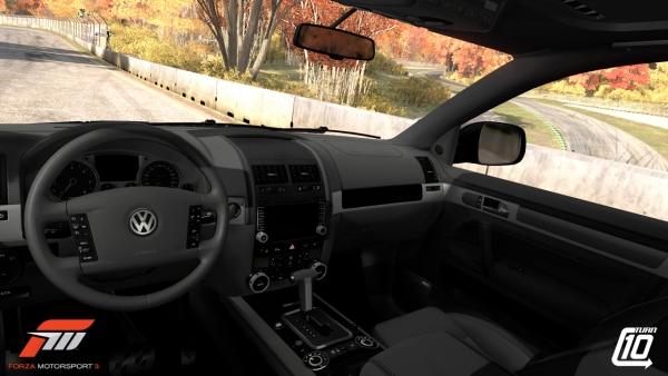 Forza Motorsport 3 - VW Touareg interior