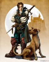 Fable II artwork
