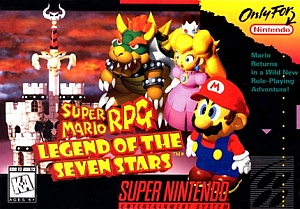 Super Mario RPG: Legend of the Seven Stars box art