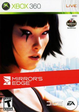 Паркур игра Mirror`s Edge