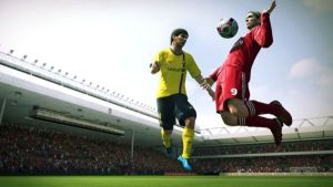 Pro Evolution Soccer screenshot