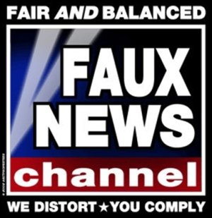 FAUX NEWS - We bring the real shit!