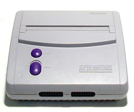 SNES Jr. S-Video