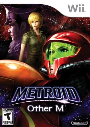 Metroid: Other M cover